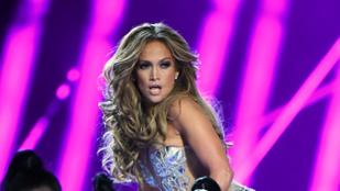 Jennifer Lopez megmutatta a Super Bowl kulisszatitkait