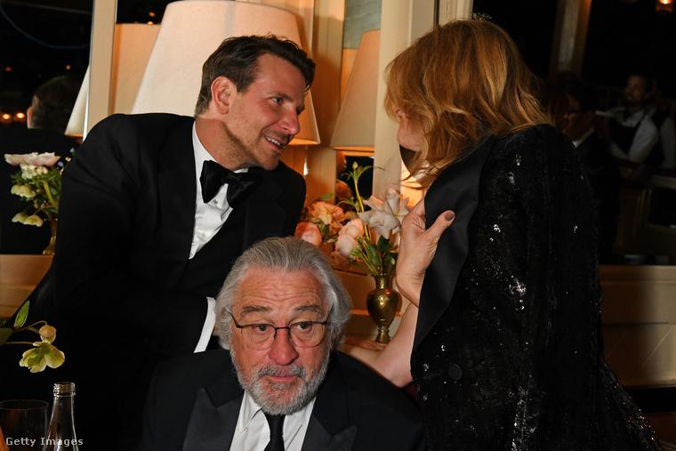 Bradley Coopernek pedig nem.