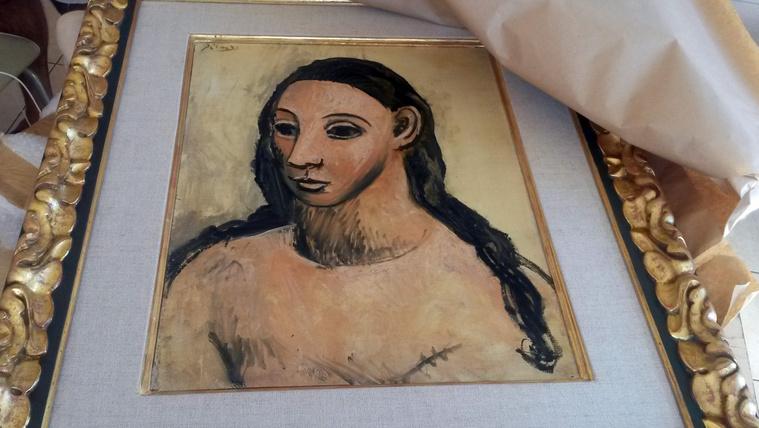 Megnövelték a börtönbüntetését a bankárnak, aki saját Picasso-képét akarta kicsempészni Spanyolországból
