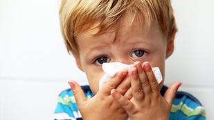 Maszk helyett: így óvd meg a gyereket a vírusoktól!