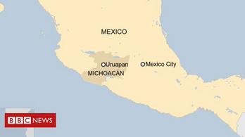 Lelőttek kilenc embert egy mexikói játékteremben