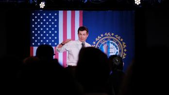 Iowai előválasztás: Buttigieg vezet, Sanders a második