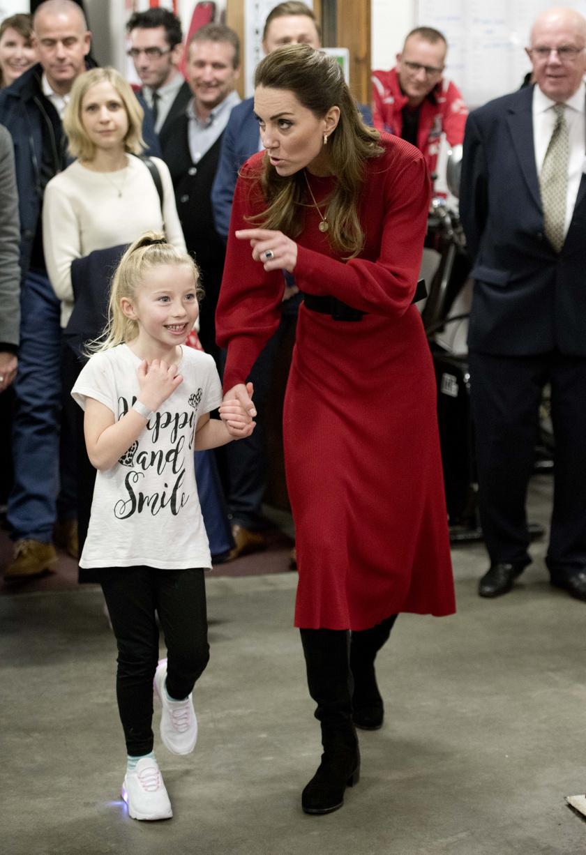 Katalin hercegné ismét a Zara egyik darabjába bújt.