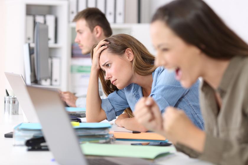 A legidegesítőbb kollégák a munkahelyen: a panaszkodó, a folyton telefonáló és a szipogó