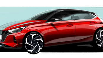 Teljes stílusváltást hoz az új Hyundai i20