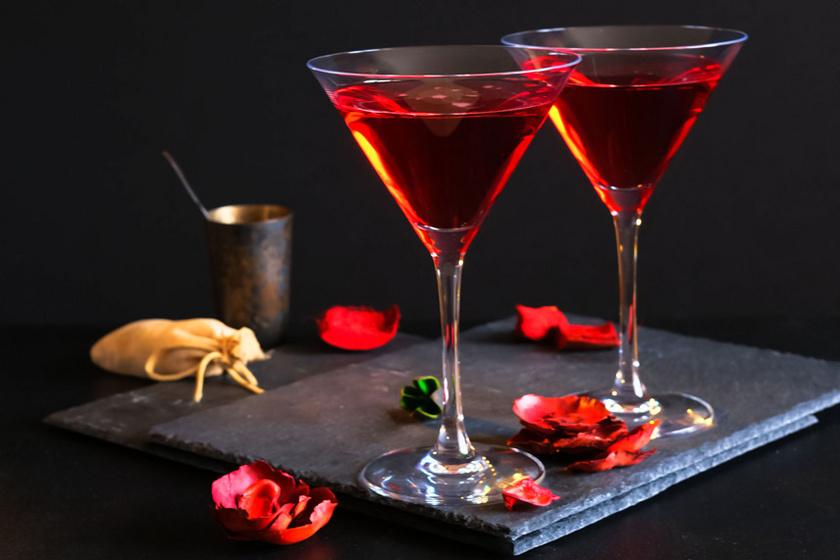 Vodka-cseresznye koktél: ezzel koccints Valentin-napon