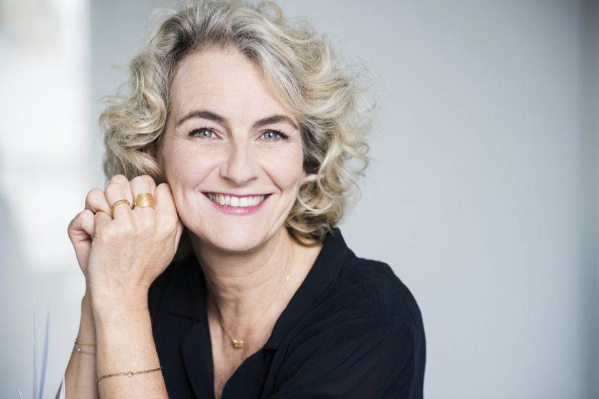 Nathalie Gracia-Cetto, parfümőr.