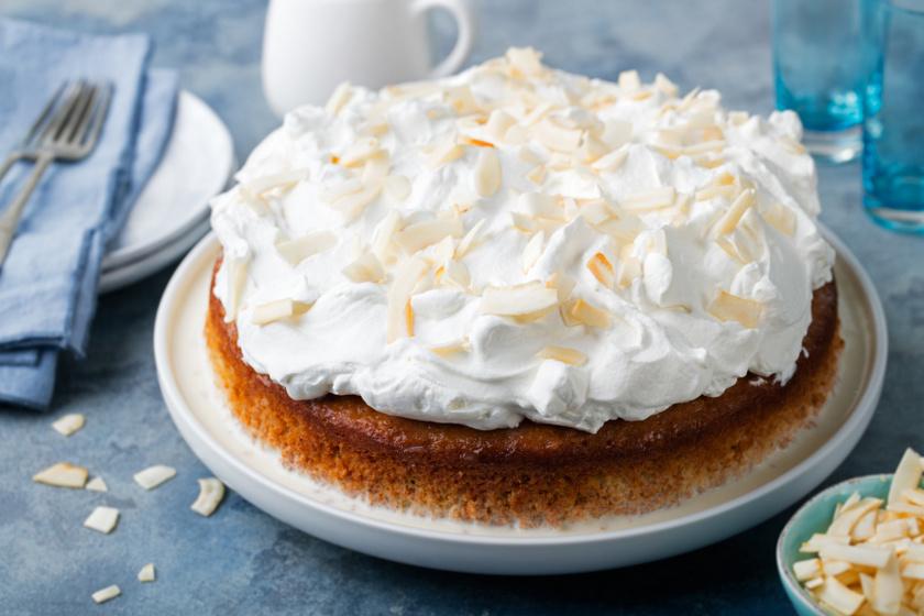 háromtejes torta recept