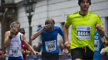 A maratonisták 70 százaléka saját egészségét veszélyezteti