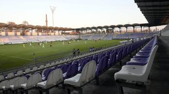 Nem az Újpest stadionjában lesz az Újpest-Fradi