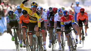 Centik döntöttek a holland sprinterek összecsapásán