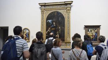 Új algoritmusokkal tárják fel a Da Vinci festményei alatt rejlő alakokat