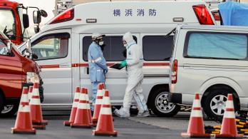 Egy nap alatt újabb 3700 fertőzést jelentettek Kínából
