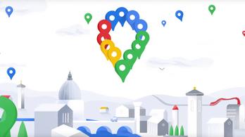 A 15 éves Google térkép azt is meg fogja mondani, meleg van-e a buszon