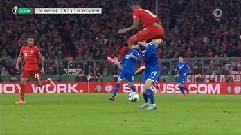 Boateng kis híján lefejezte a Hoffenheim játékosát