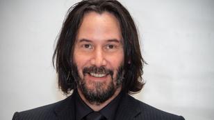 Keanu Reeves elkezdte a Mátrix 4 forgatását