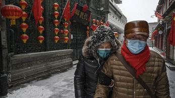 Alapjaiban rengetheti meg a kínai digitális diktatúrát a koronavírus