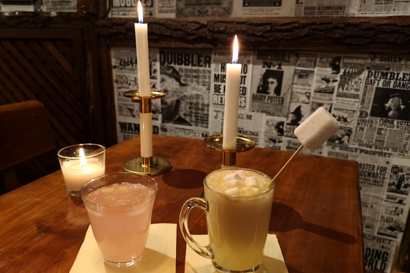 Harry Potter kávézó nyílt Óbudán: leteszteltük, milyen