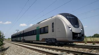 Akkumulátoros vonatokat rendeltek Németországban