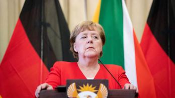 Merkel: Megbocsáthatatlan, hogy a CDU együtt szavazott az AfD-vel