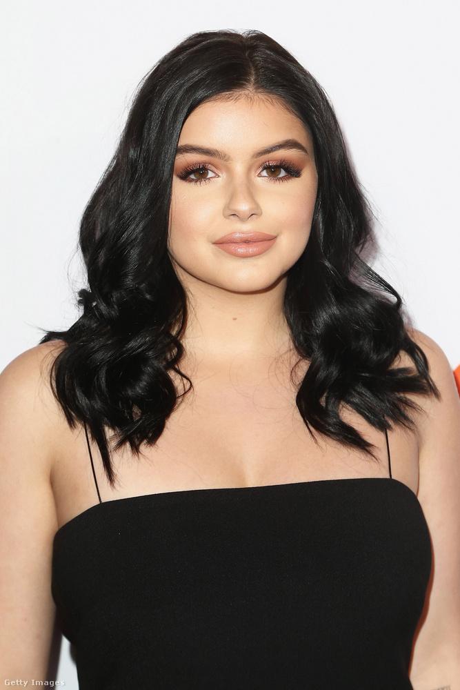 Ariel WinterA színésznő hivatalos gyámja 2014-ben a nővére, Shanelle Gray lett, édesanyja ugyanis rendszeresen bántalmazta