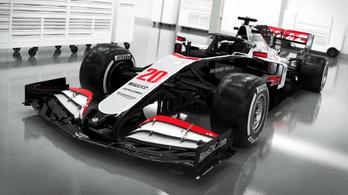 A semmiből esett be az első idei F1-kocsifestés