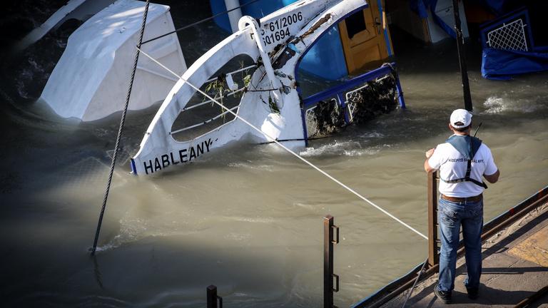 Hableány-hajóbaleset: 5 perc teljes homályba vész