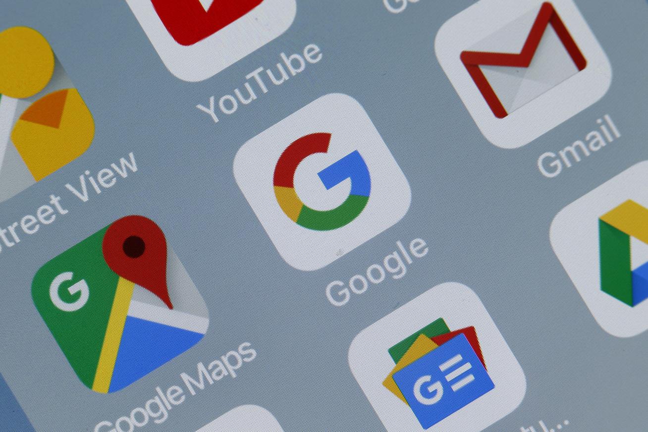google nyitó
