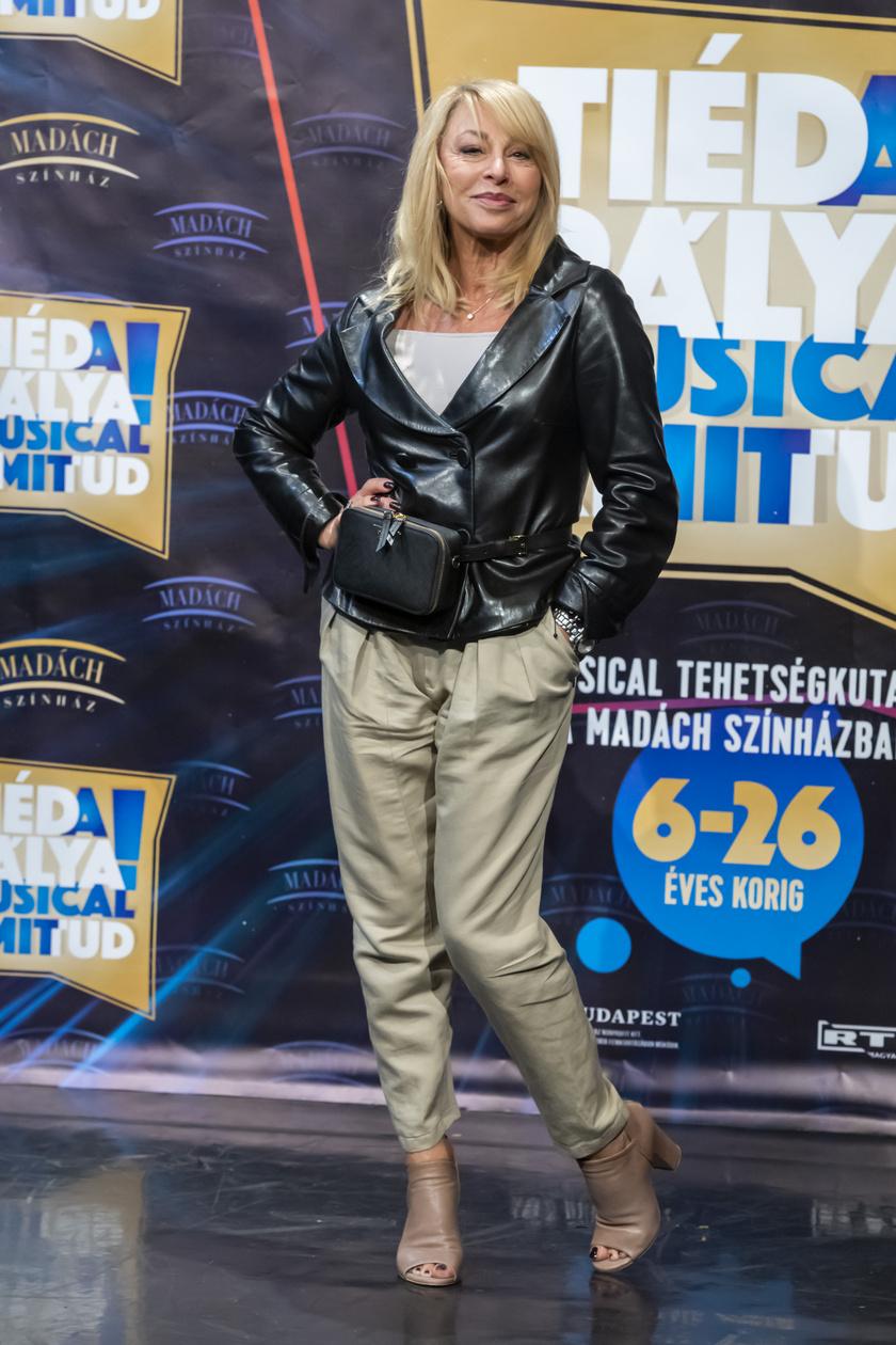 2019 októberében a Madách Színházban megrendezett Tiéd a pálya! Musical Ki, Mit Tud versenyen