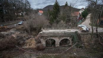 Már évekkel ezelőtt megjósolták, hogy leomlik a piliscsabai híd, mégse tettek semmit