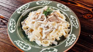 Alfredo light – így lesz a fokhagymás, parmezános tésztából legálisan falható finomság a diéta alatt is