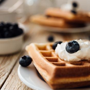 Elronthatatlan gofrirecept – A vanília a tészta lelke