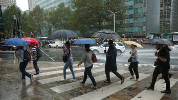 Jókor jött az elmúlt húsz év legnagyobb esője Ausztráliában