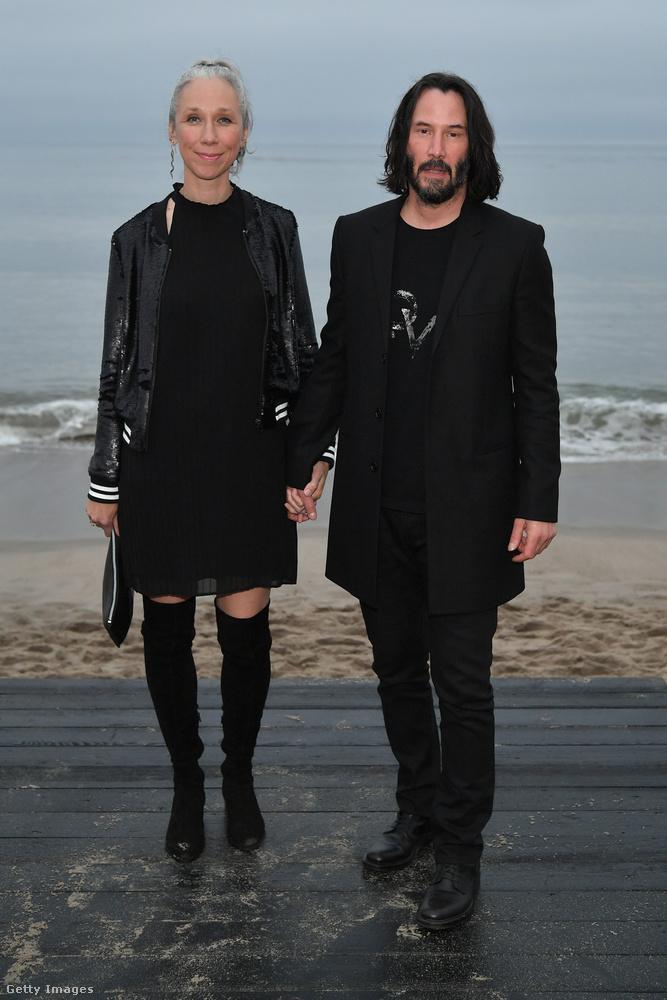 De júniusban Malibuban az Yves Saint Laurent eseményén már kézenfogva fényképezkedtek.