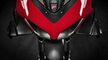 Pillanatnyilag a Ducati Superleggera V4 a motorgyártás csúcsa
