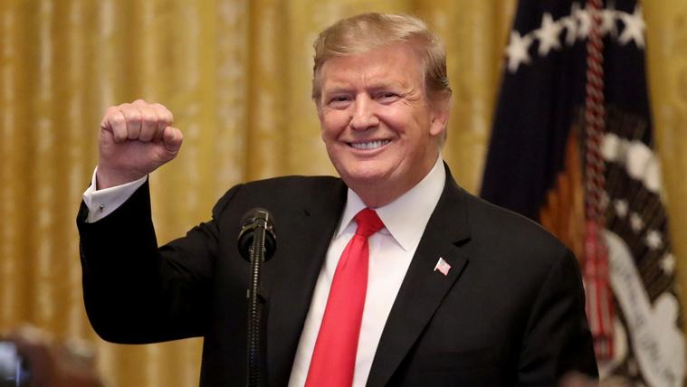 A legfőbb érv Trump újraválasztása mellett