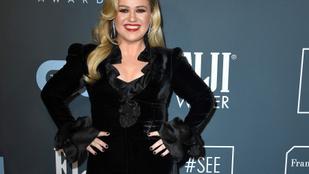 Egyre jobb formában van Kelly Clarkson