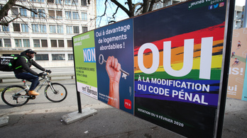 Népszavaznak Svájcban az LMBT-jogokról