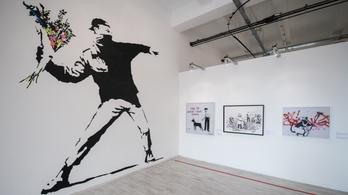 Szegény Banksy, hogy átverték a magyarok!