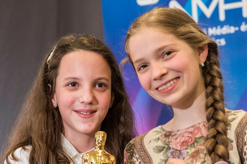Az Oscar-díjas Mindenki gyerekszereplője volt – Gyönyörű tinédzser lett Gáspárfalvi Dorka