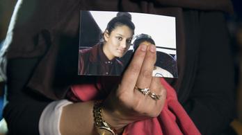 Egyelőre nem kapja vissza brit állampolgárságát az ISIS-hoz csatlakozó lány