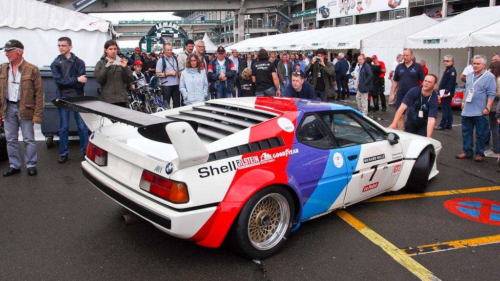 Időtlen forma: az 1978-ban megjelent BMW M1 mai szemmel is vállalható, a teljesítmény szintén
