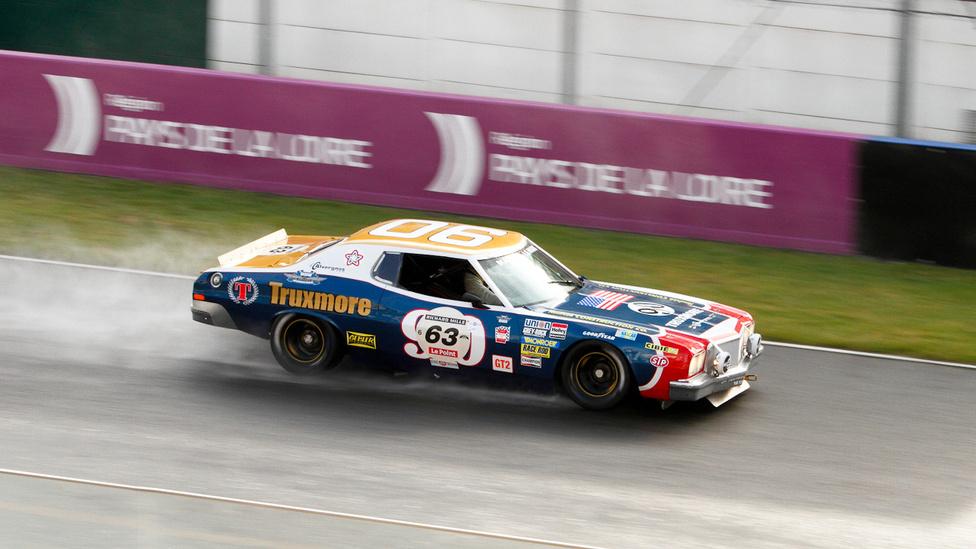Starsky és Hutch is indult Le Mans-ban? Ez bizony egy Ford Gran Torino