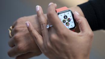 Az Apple Watch lenyomta a teljes svájci óraipart
