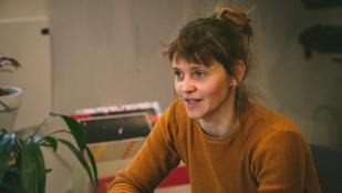 Anzselika Habpatron: az influencer, aki adni akar, nem elvenni