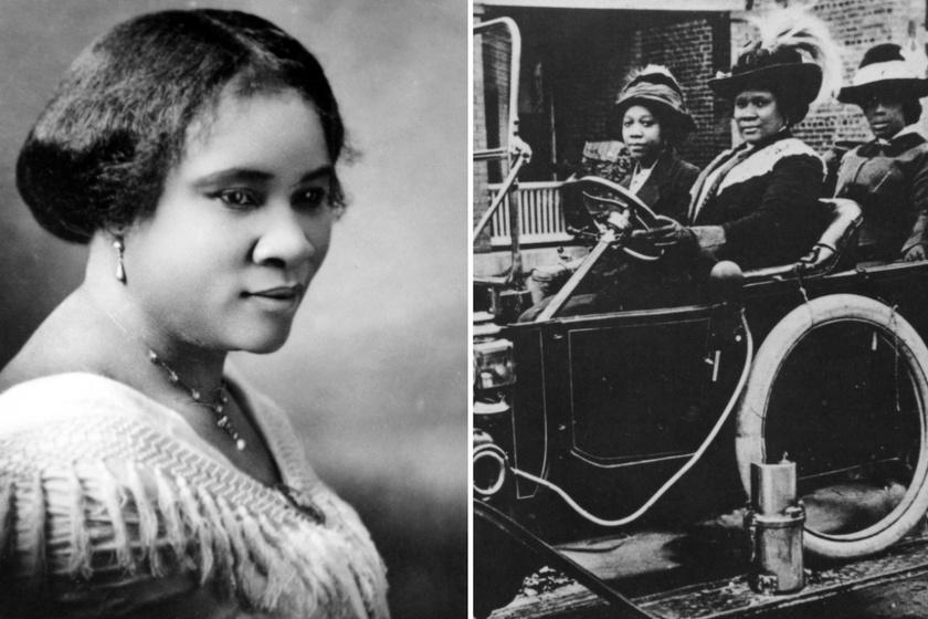 Amerika első női milliomosa rabszolgacsaládból jutott a csillagokig: Madam C. J. Walker lenyűgöző élete