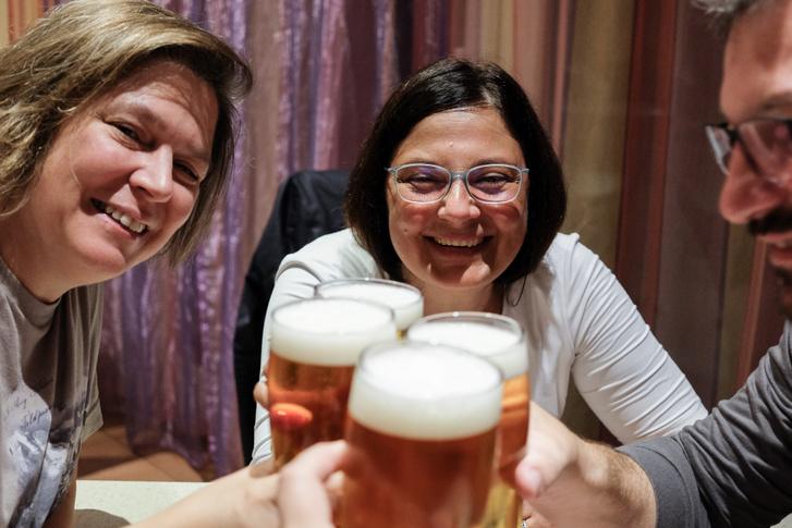A megérdemelt sör