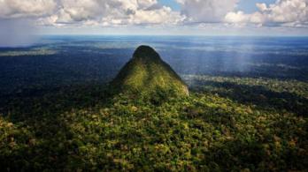 Megtiltották az olajkitermelést az Amazonas-medence egyik perui területén