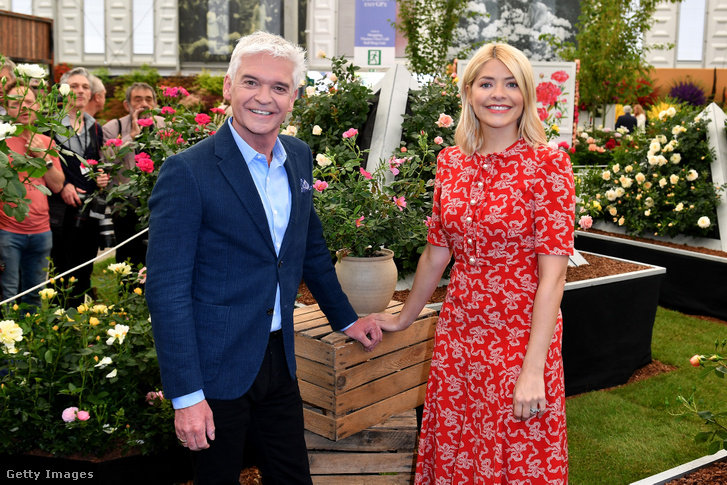 Phillip Schofield és Holly Willoughby