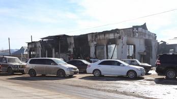 Nyolcan meghaltak egy tömegverekedésben egy kazahsztáni faluban